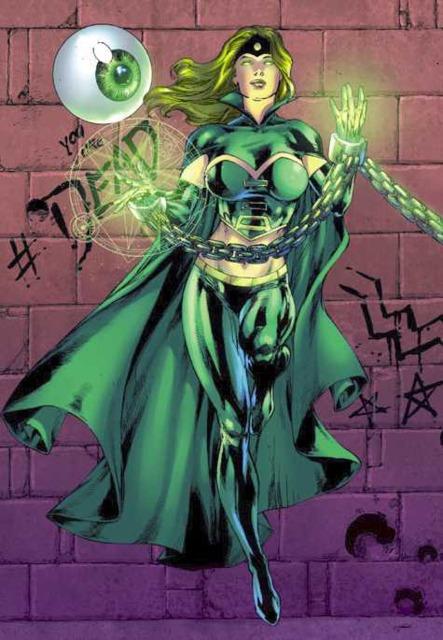 Emerald Empress | Villains Wiki | FANDOM powered by Wikia