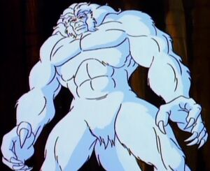 Lone Eagle (Earth-534834) from The Incredible Hulk (1996 animated series) Season 1 10 001