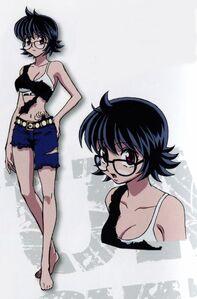 Shizuku chimera ant arc design