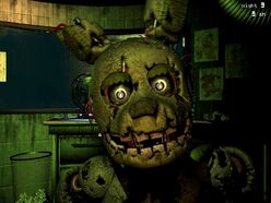 Springtrap s other jumpscare by gold94chica-d8k82gd