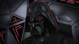 Vader realizes