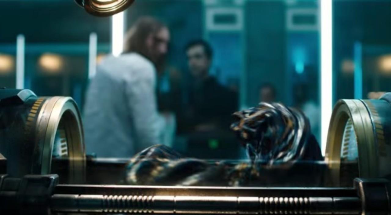 venom movie blue symbiote ile ilgili görsel sonucu