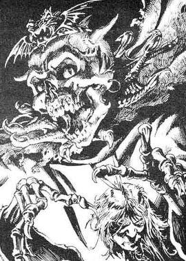 Zanbar Bone, le Prince de la Nuit
