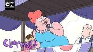 Amy Sedaris Guest Stars Clarence Cartoon Network