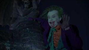 Batman vs Joker Batman