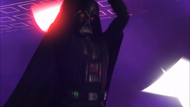 Darth Vader irritable