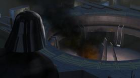 Darth Vader viewing