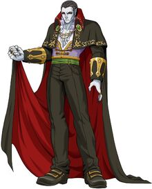 Dracula (Portrait of Ruin)