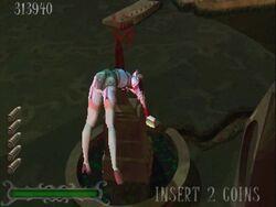 Evil Marie dies