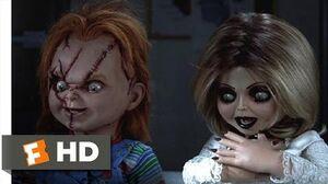 Seed of Chucky (2 9) Movie CLIP - Chucky Meets His Son (2004) HD