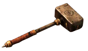 Shao Kahn Hammer MKX