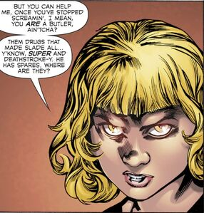 Tara Markov Dark Multiverse Teen Titans The Judas Contract 004