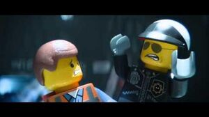 The Lego Movie Interrogation Scene 1080P HD