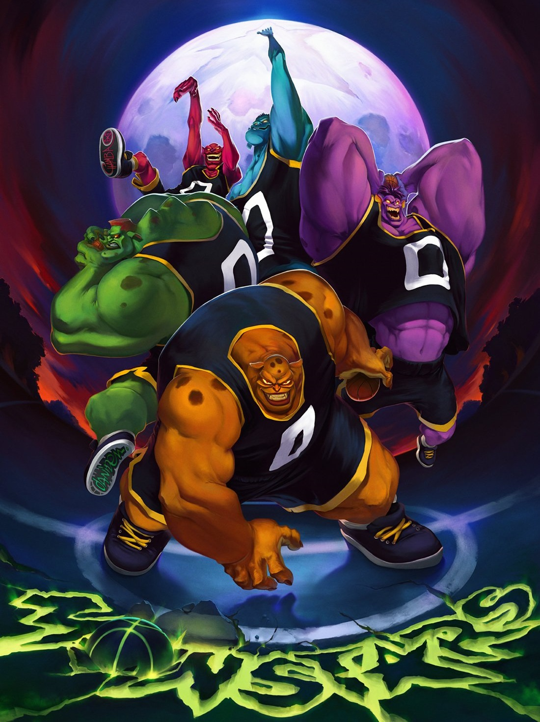 monstars villains wiki fandom powered by wikia