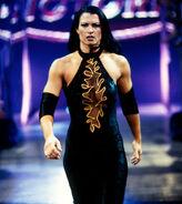 Victoria @ Survivor Series 2002