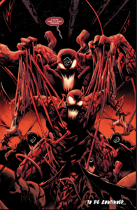 Carnage and his armys