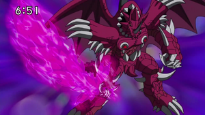 Dorbickmon Darkness Mode (Dragon Army)
