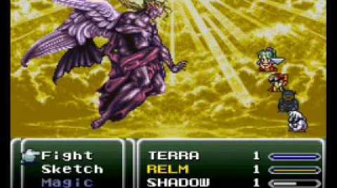 Final Fantasy VI - Kefka (Final Battle 4 4)