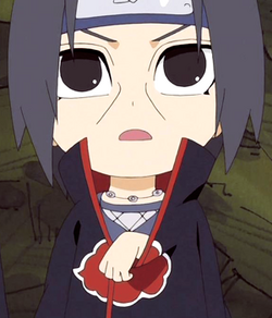 Itachi Rock Lee SD