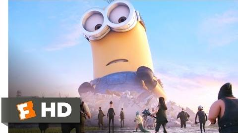 Video - Minions (8 10) Movie CLIP - The Ultimate Weapon