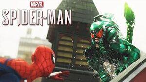 Scorpion Boss Fight - Marvel's Spider Man PS4