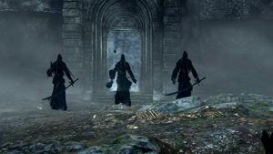 Shadows of Yharnam