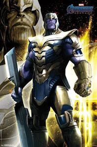 Avengers endgame - thanos