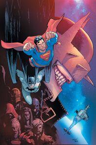 Batman Superman Vol 2 6 Textless