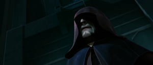 Darth Sidious replaced