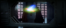 Darth Vader blast