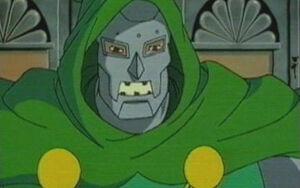 Doctor Doom SMA