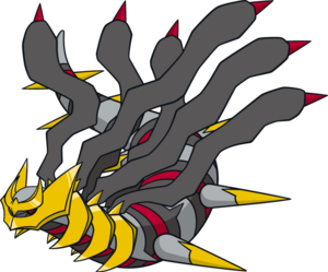Giratina Origin Forme Dream 2