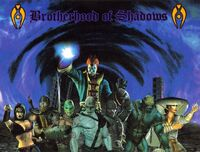 Lord Shinnok & the Brotherhood of Shadows