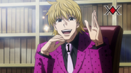 Pariston ranked at 1 in voting
