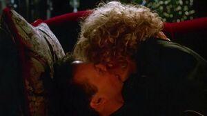 Selina Bruce kiss