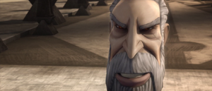 Count Dooku most-pleased