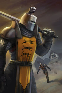 Gregor clegane a song of ice and fire by nickkalinin-d6417rk