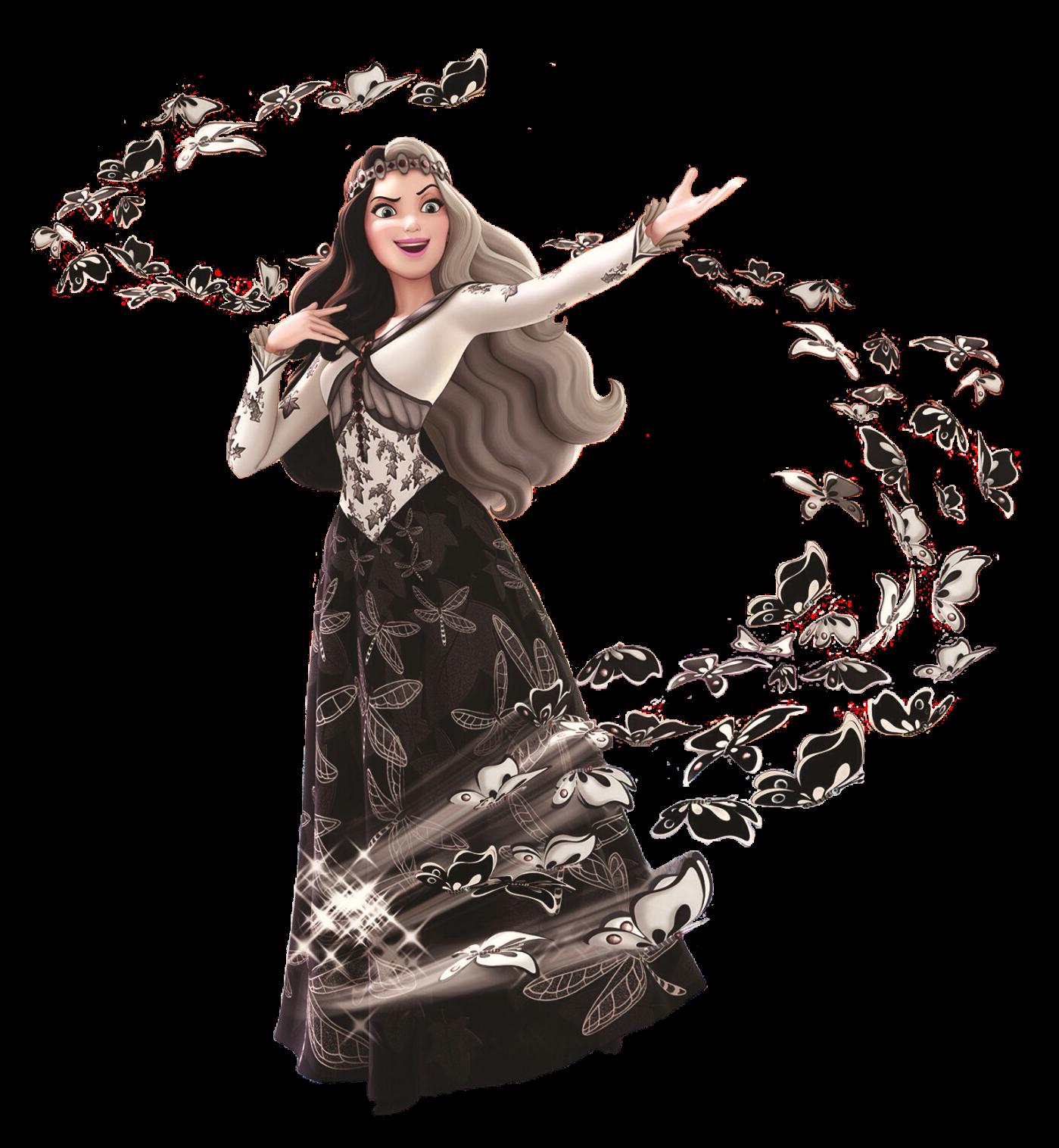 princess ivy villains wiki fandom powered  wikia