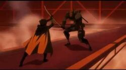 Son of Batman Final Fight Robin VS Deathstroke