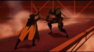 Son of Batman Final Fight Robin VS Deathstroke