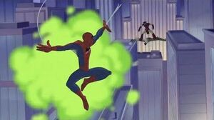 Spectacular Spider-Man (2008) Spider-Man vs Green Goblin part 3 3