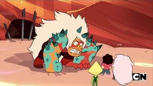 Steven Universe - Jasper's Corruption (Clip) Earthlings