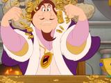 Prince John (Robin Hood and His Merry Mouse)