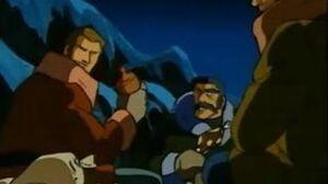 Villain Defeats Murderers (Call of the Wild Howl Buck)