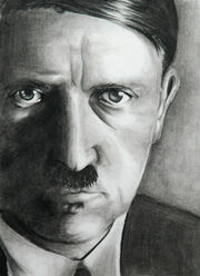 Adolf-Hitler-Drawing-Photo