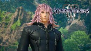 All Marluxia Cutscenes Kingdom Hearts 3 1080p ᴴᴰ