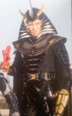 Ambassador Darkness (Kamen Rider Taisen)