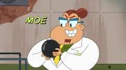 Beaker Boy Moe