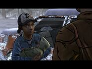 Clementine angry