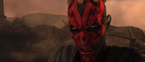 Darth Maul mobilize